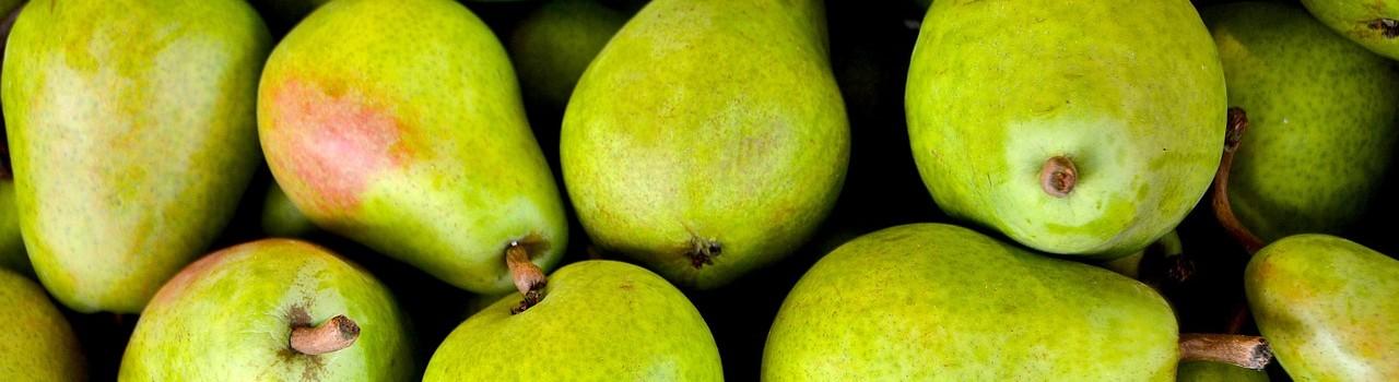Probieren Sie neue Birnen-Rezepte!